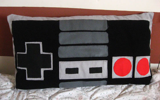 Almohadas muy Gamers