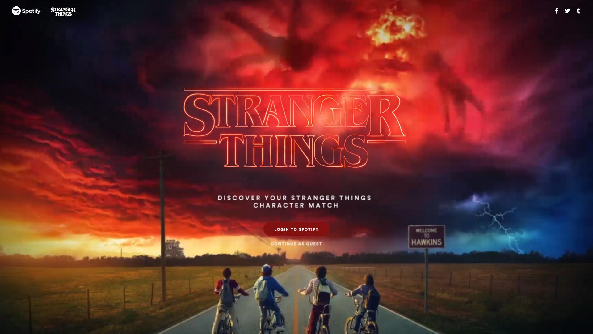 Star Wars Wallpaper Hd Spotify Celebra Stranger Things 2 Con Playlist De Cada