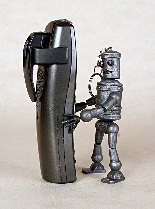 Humping Robot Keychain By SOTA Toy Gadgetsin