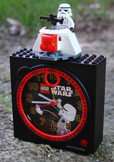LEGO Star Wars Alarm Clock Not Only for Kids  Gadgetsin