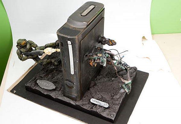 Limited Edition Halo Xbox 360 Mod Gadgetsin