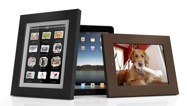 Multi Purpose iPad Frame Dock  Gadgetsin