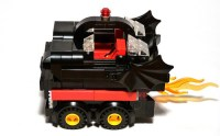 LEGO Batmobile Driven by CubeDude Batman | Gadgetsin