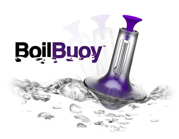 Quirky Boil Buoy Ringing Chime for Boiling Water  Gadgetsin