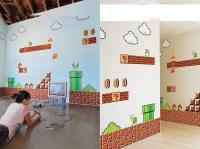 Super Mario Bros Wall Decals | Gadgetsin