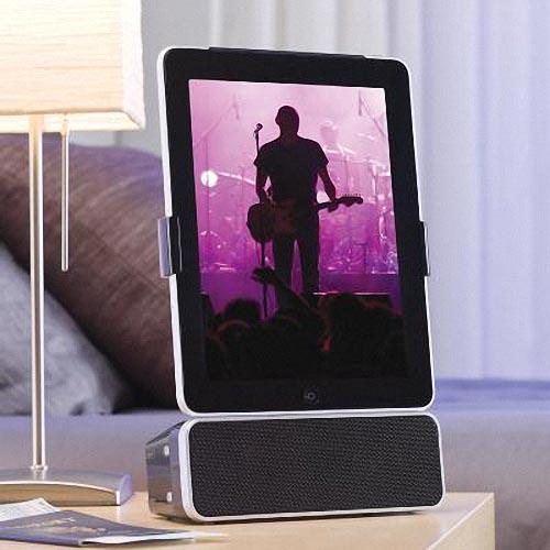 iDesign Portable iPad Dock Speaker  Gadgetsin