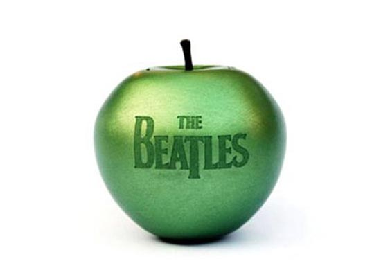 The Best Wallpapers For Iphone X The Beatles Apple Shaped Usb Flash Drive Gadgetsin