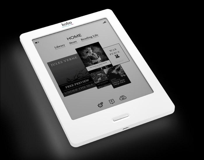 Kobo Ereader Touch Gadgetsin