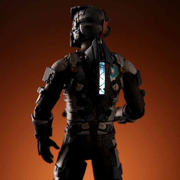 Dead Space Themed Action Figures  Gadgetsin