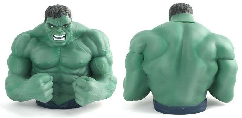 Marvel Superhero Bust Styled Money Bank  Gadgetsin