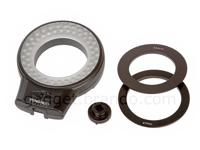 60LED Ring Light for DSLR Camera  Gadgetsin