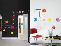 Blik Pac-Man Lives Wall Decal Series | Gadgetsin