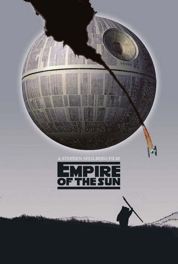 Star Wars Styled Movie Posters  Gadgetsin