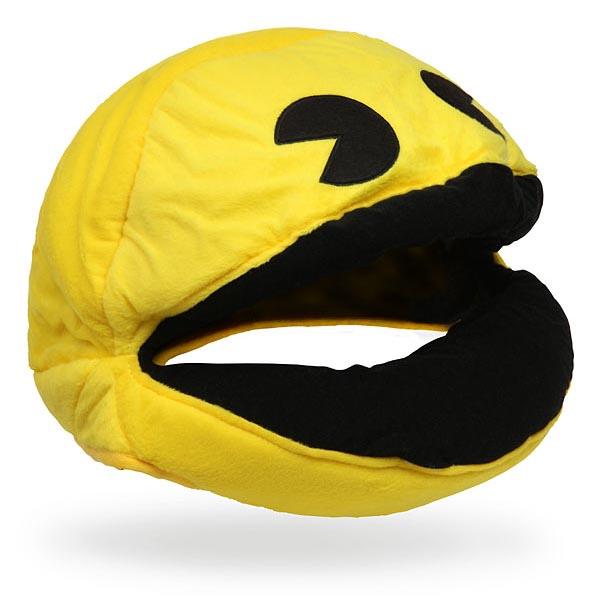 Pacman Plush Hat  Gadgetsin