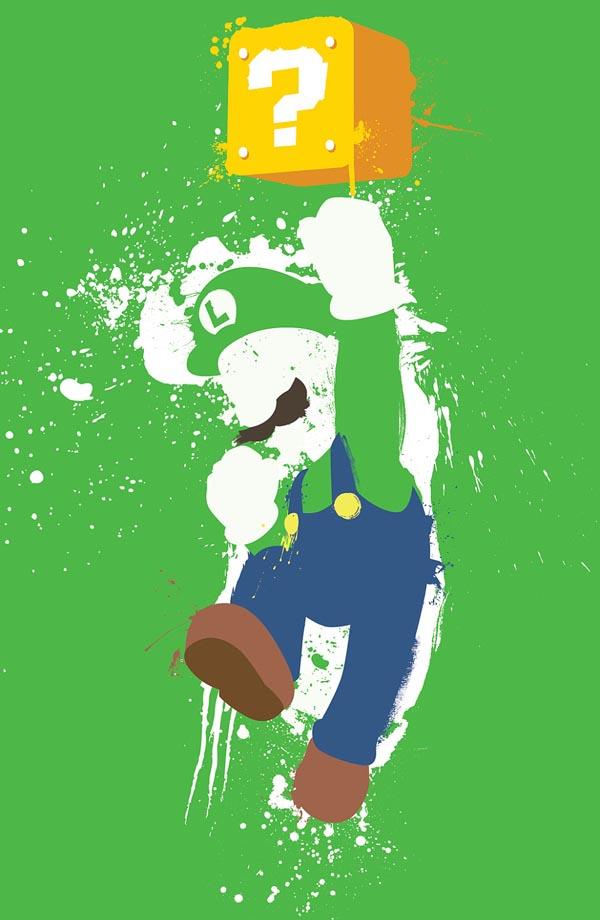 Super Mario Poster Set  Gadgetsin