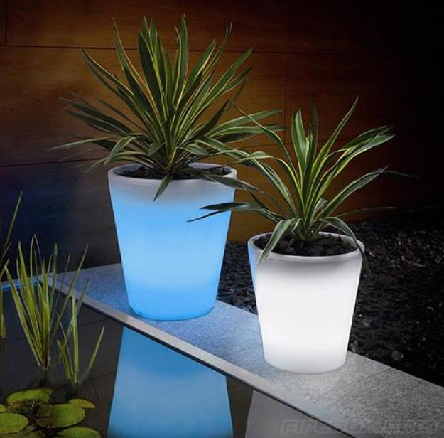 Color Changing Solar Power Plant Pot | Solar Powered Inventions That Will Change The World [2nd Edition] | Homesteading