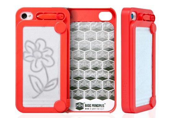 iFoolish Magic Drawing iPhone 4 Case Gadgetsin