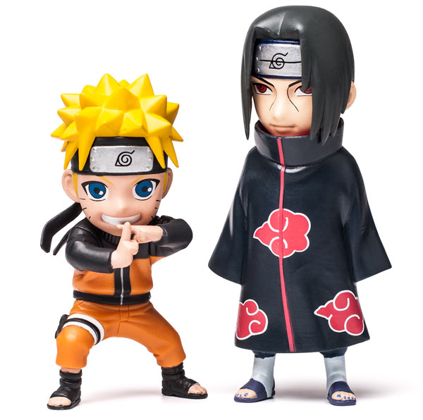 Naruto Blind Box Mini Figures Gadgetsin