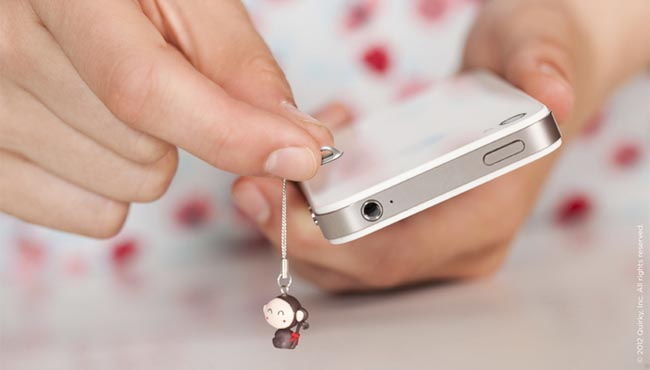 Blingits Phone Charm Hook Gadgetsin