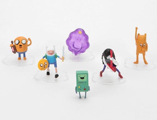 Adventure Time Deluxe Mini Figure Set  Gadgetsin