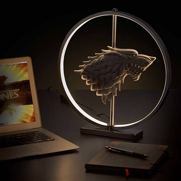 Game of Thrones Stark Creat LED Lamp  Gadgetsin