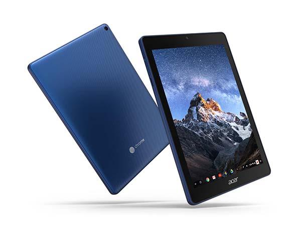 Acer Chromebook Tab 10 Chrome Tablet  Gadgetsin