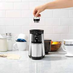 Kitchen Game Best Mat Oxo Conical Burr Electric Coffee Grinder | Gadgetsin