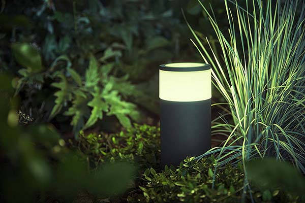 Cool Wall Lights Philips Hue Calla Outdoor Smart Pathway Light Supports