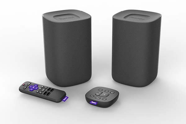 Roku TV Wireless Speakers Available for Preorder  Gadgetsin