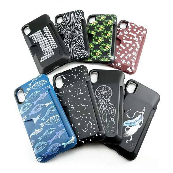 Silk Wallet Slayer Vol1 iPhone XS XS Max Case  Gadgetsin