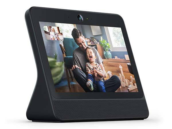 Facebook Portal Smart Home Device with Alexa Builtin