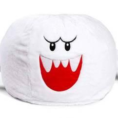 Star Wars Bean Bag Chair Nfl Football Helmet Super Mario Boo   Gadgetsin
