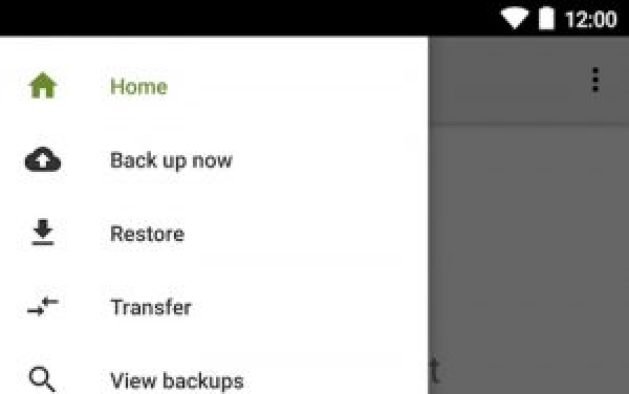 SMS backup on android using carbonite