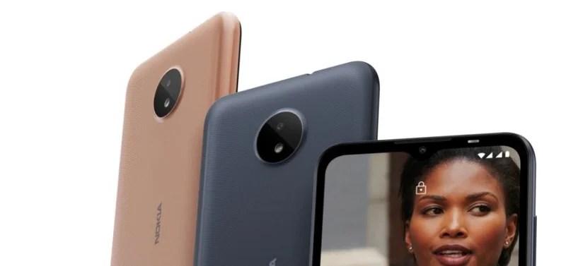 Nokia C20 Super Camera
