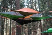 Tents That Hang From A Tree & Skysurf 2-Person C&ing Tree ...