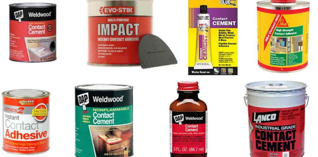 Contact Glue For Wood