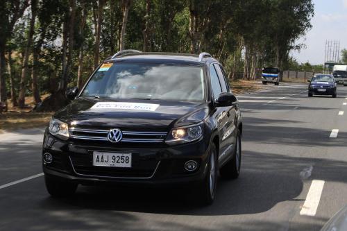 3rd Leg VW Eco Fun Run Photo 4