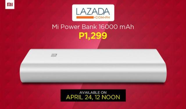 MI Power Bank dd