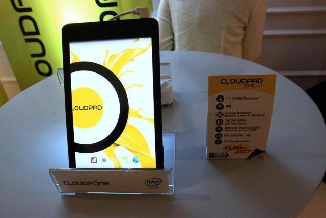 CloudPad Epic 7.1