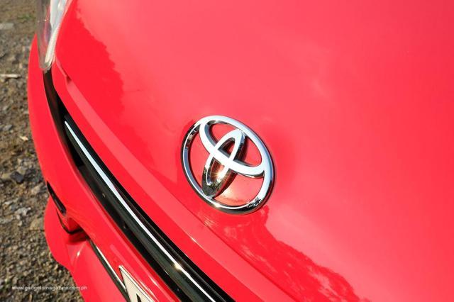Toyota Wigo_DSCF9817