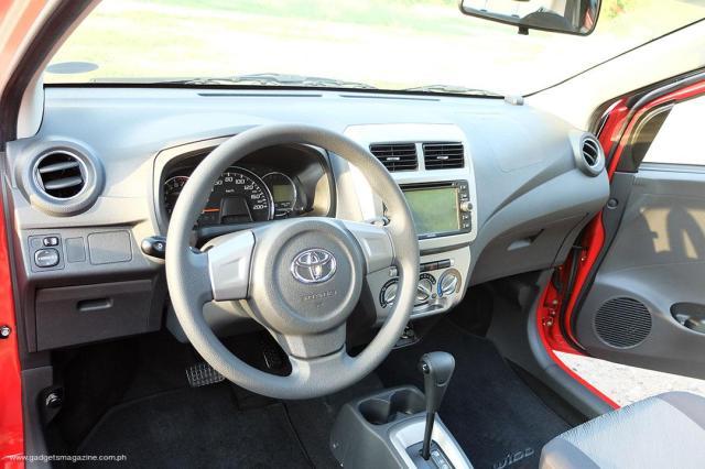 Toyota Wigo_DSCF9850