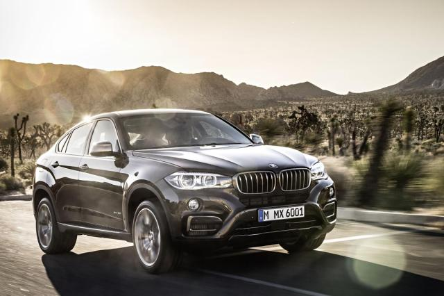 The All-New BMW X6_1