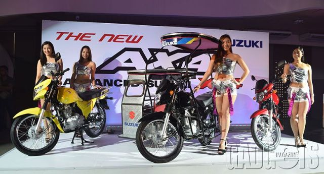 Suzuki Triple Threat AX4_0036