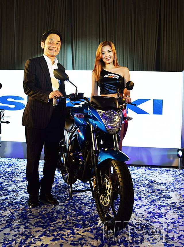 Suzuki Triple Threat Gixxer_0150