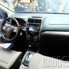 Spesifikasi Grand New Avanza Veloz 1.3 Kekurangan Tipe E Toyota G 2018 Interior