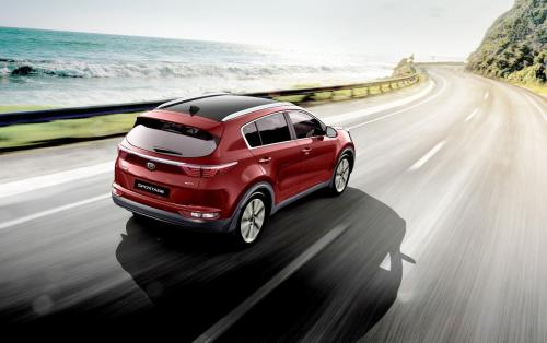 All-New Sportage 8
