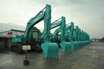 Tces Introduces Kobelco Generation-10 Sk200 Sk210lc
