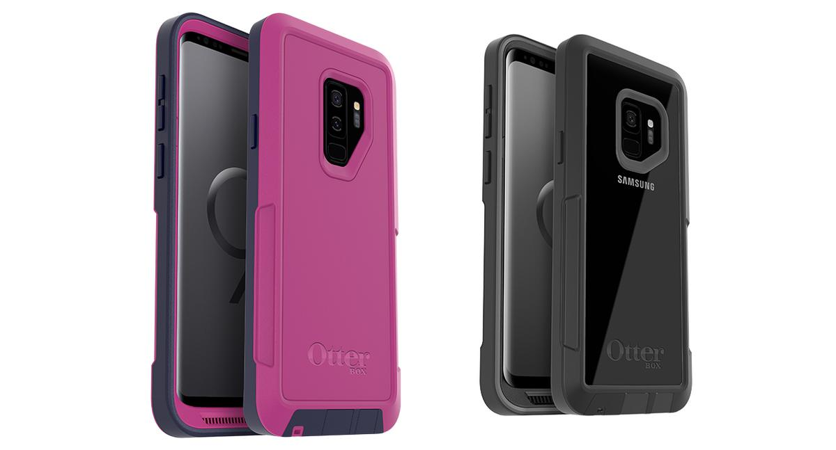 meet 7b693 21e06 Quick Look: OtterBox Pursuit for Samsung Galaxy S9 and S9+ | Gadgets ...