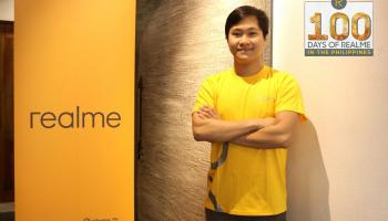 Realme Philippines Launches Official Store on Shopee, Holds First