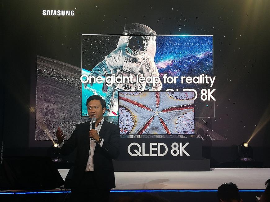 Samsung Philippines launches revolutionary 8K QLED TV in PH